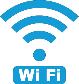 Wi Fi Symbol On Your Map Management Of Outdoor Facilities